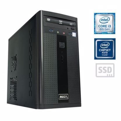 Fotografija izdelka MEGA 2000 i3-8100 4GB/240GB DOS