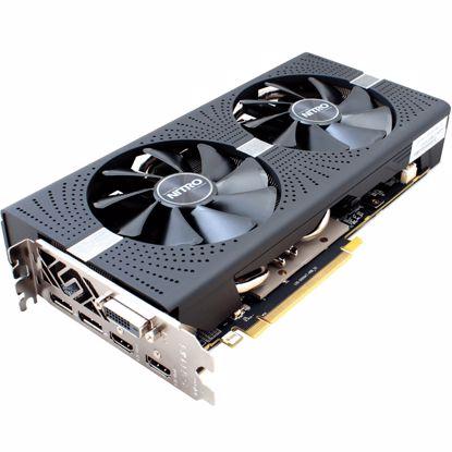 Fotografija izdelka SAPPHIRE PULSE Radeon RX 580 8GB GDDR5 (11265-05-20G) OC grafična kartica