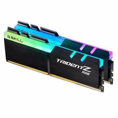 Fotografija izdelka G.SKILL Trident Z RGB 32GB (2x16GB) 3200MHz DDR4 RGB (F4-3200C14D-32GTZR) ram pomnilnik