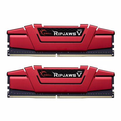 Fotografija izdelka G.SKILL Ripjaws V 8GB (2x4GB) 2666MHz DDR4 (F4-2666C15D-8GVR) ram pomnilnik