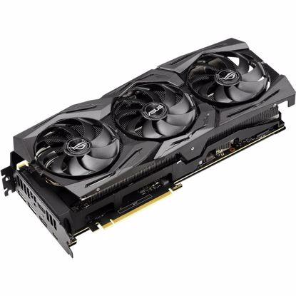 Fotografija izdelka ASUS ROG Strix GeForce RTX 2080 Ti 11GB GDDR6 (ROG-STRIX-RTX2080TI-A11G-GAMING ) grafična kartica