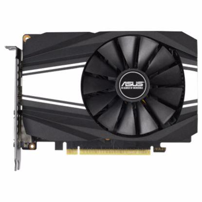 Fotografija izdelka ASUS Geforce Phoenix GTX 1660TI OC 6GB GDDR6 (PH-GTX1660TI-O6G) grafična kartica
