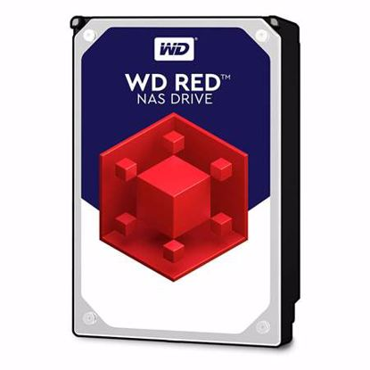 "Fotografija izdelka WD Red 3TB 3,5"" SATA3 64MB IntelliPower (WD30EFRX) trdi disk"