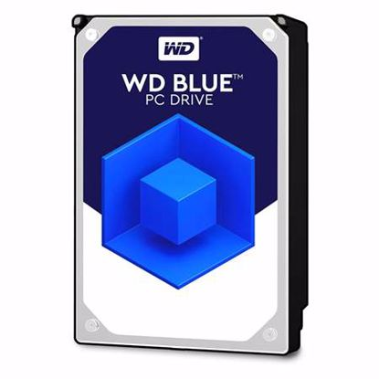 """Fotografija izdelka WD Blue 4TB 3,5"""" SATA3 64MB 5400obr/min (WD40EZRZ) trdi disk"""
