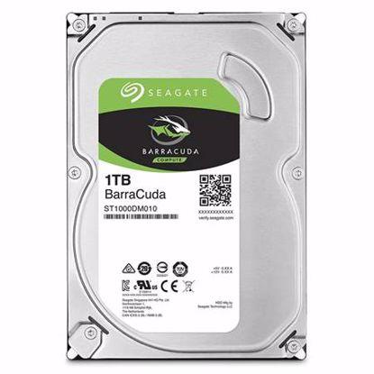 """Fotografija izdelka SEAGATE BarraCuda 1TB 3,5"""" SATA3 64MB 7200 (ST1000DM010) trdi disk"""