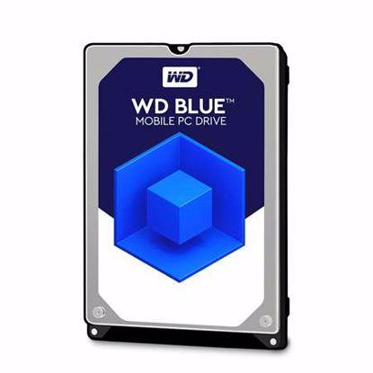 """Fotografija izdelka WD Blue 1TB 2,5"""" SATA3 128MB 7mm 5400rpm (WD10SPZX) trdi disk"""
