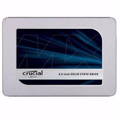 Fotografija izdelka CRUCIAL MX500 500GB 2,5'' SATA3 TLC (CT500MX500SSD1) SSD