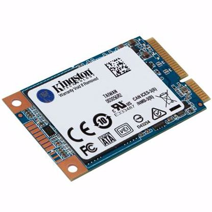 Fotografija izdelka KINGSTON UV500 240GB mSATA SATA3 (SUV500MS/240G) SSD