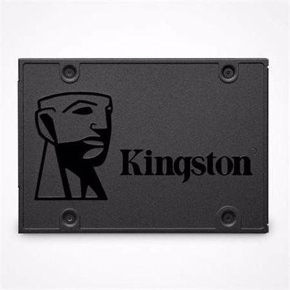 Fotografija izdelka KINGSTON A400 960 GB 2,5'' SATA3 (SA400S37/960G) SSD disk