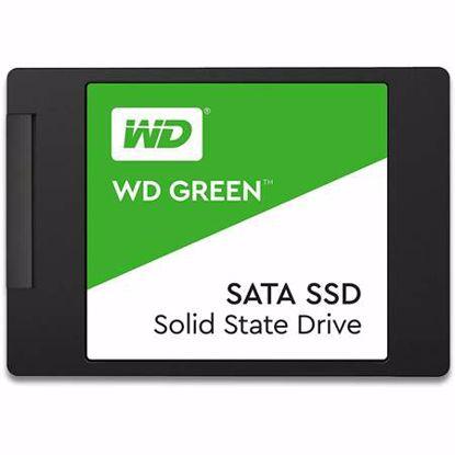 """Fotografija izdelka WD Green 480GB 2,5"""" SATA3 (WDS480G2G0A) SSD"""