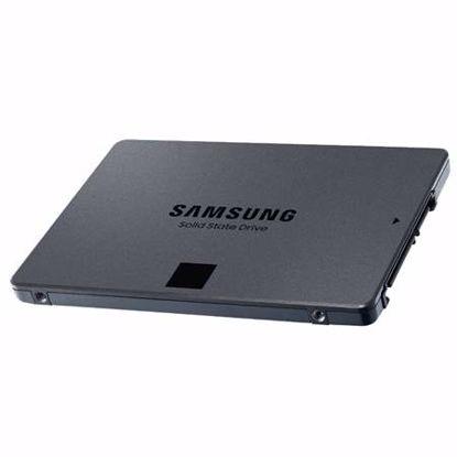"""Fotografija izdelka SAMSUNG 860 QVO 4TB SATA3 MLC 2,5"""" MZ-76Q4T0BW SSD"""