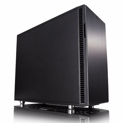 Fotografija izdelka FRACTAL DESIGN Define R6 USB-C Black MidiATX črno ohišje