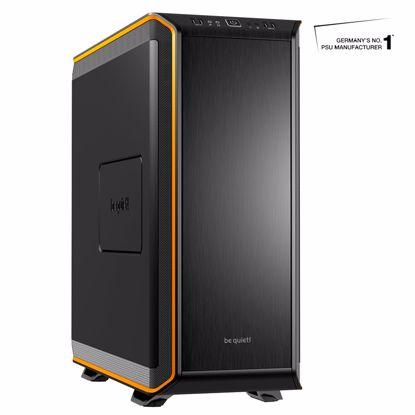 Fotografija izdelka BE QUIET! DARK BASE 900 (BG010) midiATX črno/oranžno ohišje