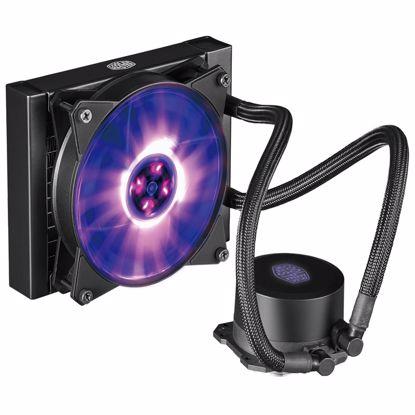Fotografija izdelka COOLER MASTER MasterLiquid ML120L RGB LED vodno hlajenje za procesor