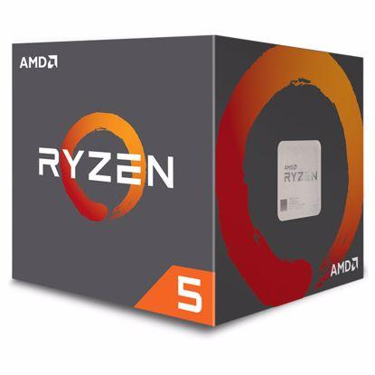 Fotografija izdelka AMD Ryzen 5 1500X 3,5/3,7GHz 16MB AM4 65W Wraith Spire BOX procesor