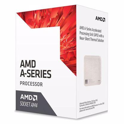 Fotografija izdelka AMD A6-9500 APU 3,5/3,8GHz 2-core 65W R5 AM4 BOX procesor