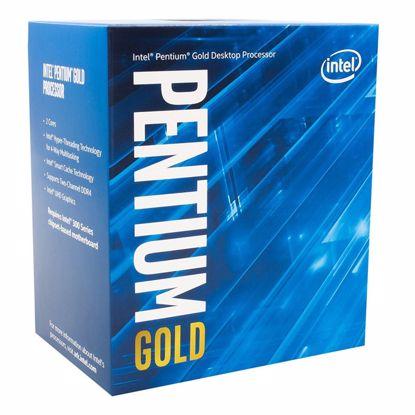 Fotografija izdelka INTEL Pentium Gold G5400 3,70GHz 2-core LGA1151 BOX procesor