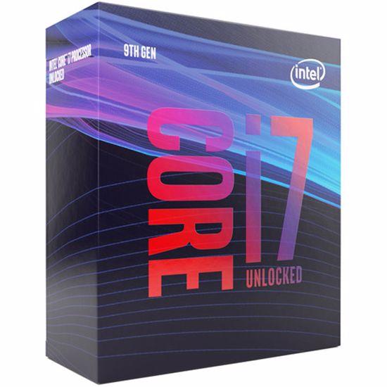 Fotografija izdelka INTEL Core i7-9700K 3,6/4,9GHz 12MB LGA 1151 BOX procesor