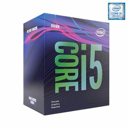 Fotografija izdelka INTEL Core i5-9400F 2,90/4,10GHz 9MB LGA1151 BOX procesor