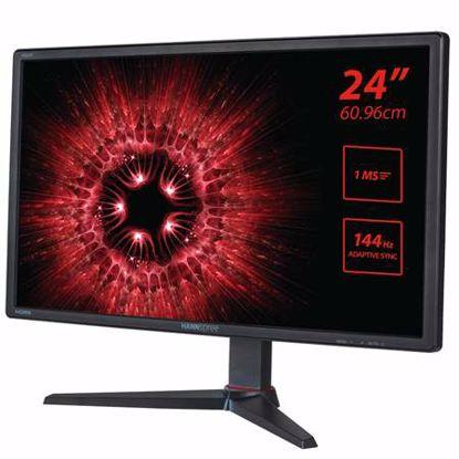 Fotografija izdelka HANNS-G HG244PJB 60,96 cm (24'') zvočniki TFT FHD LED gaming monitor