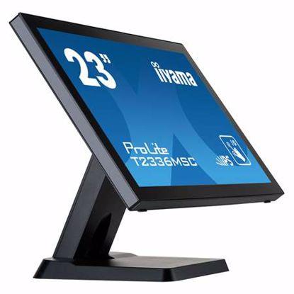 "Fotografija izdelka IIYAMA ProLite T2336MSC-B2 58,4cm (23"") FHD IPS P-CAP na dotik LED LCD monitor"