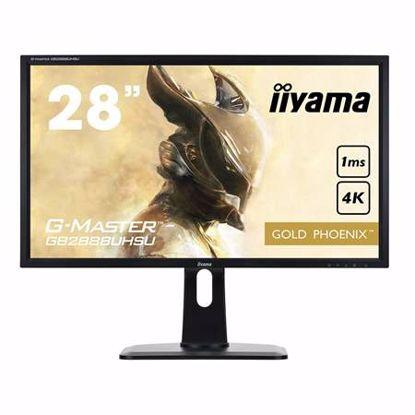 """Fotografija izdelka IIYAMA G-MASTER Gold Phoenix GB2888UHSU-B1 71cm (28"""") 4K TN 1 ms zvočniki gaming LED LCD monitor"""