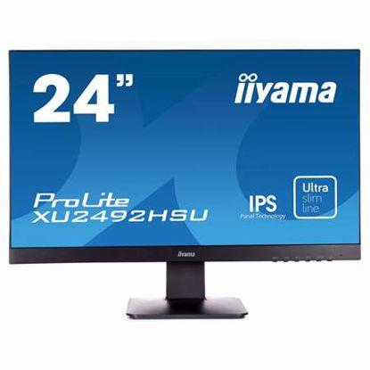 Fotografija izdelka IIYAMA ProLite XU2492HSU-B1 60,5cm (23,8'') FHD IPS zvočniki LED LCD monitor