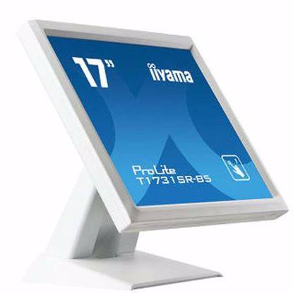 """Fotografija izdelka IIYAMA PROLITE T1731SR-W5 43cm (17"""") TN LED na dotik zvočniki monitor"""