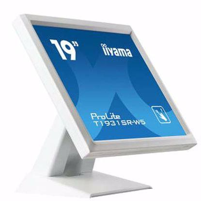 """Fotografija izdelka IIYAMA PROLITE  T1931SR-W5  48cm (19"""") TN LED na dotik zvočnik monitor"""