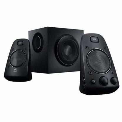 Fotografija izdelka LOGITECH Z623 2.1 200W črni zvočniki