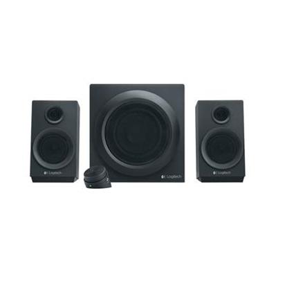 Fotografija izdelka LOGITECH Z333 2.1 40W črni zvočniki