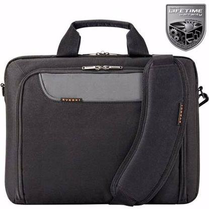Fotografija izdelka EVERKI Advance 16'' črna torba za prenosnik