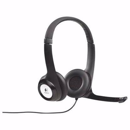 Fotografija izdelka LOGITECH H390 USB z mikrofonom slušalke