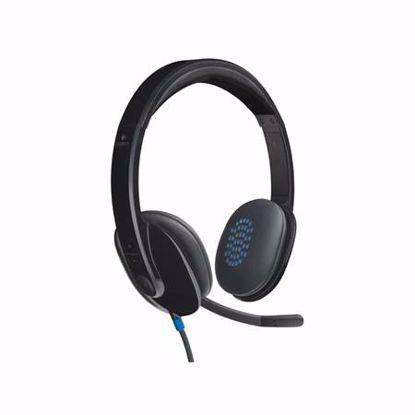Fotografija izdelka LOGITECH H540 USB z mikrofonom slušalke