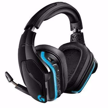 Fotografija izdelka LOGITECH G935 Wireless 7.1 Surround LightSync Gaming RGB z mikrofonom slušalke
