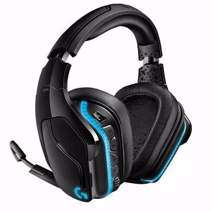 Fotografija izdelka LOGITECH G935 Wireless 7.1 Surround LightSync Gaming RGB z mikrofonom slušalke