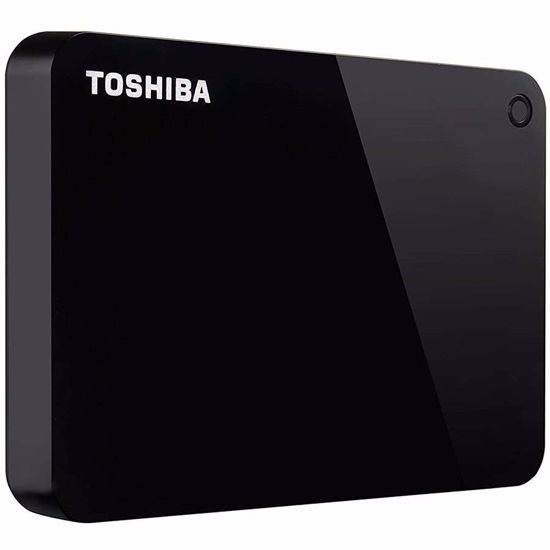 Fotografija izdelka Toshiba zunanji trdi disk Canvio Advance 2TB, 6,35cm, USB3.0, črn