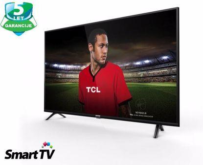 """Fotografija izdelka LED TV TCL 55"""" (diagonala 140cm) 55DP600, 4K UHD, Smart TV 3.0,,WiFi, 1200Hz, HDR, 10bit, Micro Dimming, Slim"""