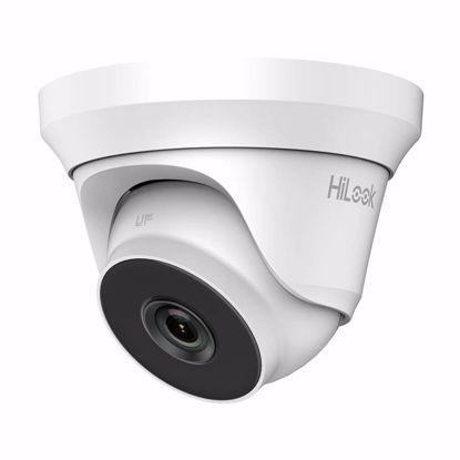 Fotografija izdelka Video kamera analogna zunanja TVI/AHD/ CVI/CVBS HiLook 2MP THC-T220-M 6mm