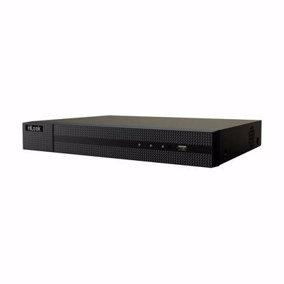 Fotografija izdelka Video snemalnik  NVR IP HiLook NVR-104MH -C/4P H.265 4K, 4-kanalni, HDMI, VGA