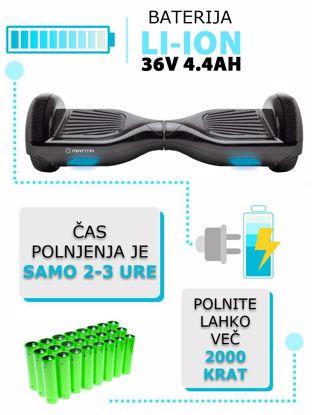 Fotografija izdelka MANTA MSB001 VIPER Smart Balance Board 6.5''