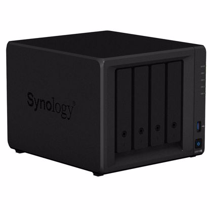 Fotografija izdelka SYNOLOGY DS918+ 4GB za 4 diske NAS strežnik