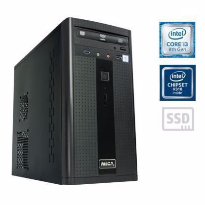 Fotografija izdelka MEGA 2000 i3-8100 4GB/240GB W10PRO