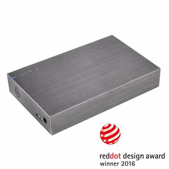 """Fotografija izdelka INTENSO Memory Board 4TB USB3.0 3,5"""" (6033512) zunanji trdi disk"""