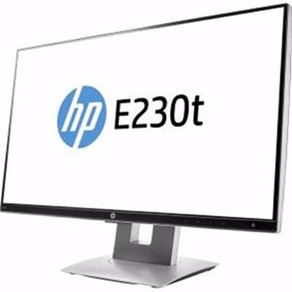 Fotografija izdelka HP EliteDisplay E230t 58,42cm (23'')16:9 Touch MNT