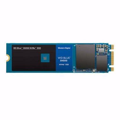 Fotografija izdelka WD Blue SN500 500GB M.2 PCIe NVMe (WDS500G1B0C) SSD