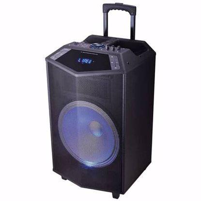Fotografija izdelka MEDIACOM MusicBox X150 150W LED Bluetooth zvočnik
