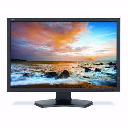 "Fotografija izdelka NEC MultiSync P242W 61,1cm (24"") FHD IPS WLED LCD monitor"