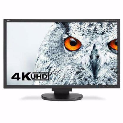 """Fotografija izdelka NEC EA275UHD 68,6cm (27"""") 4K UHD IPS zvočniki WLED LCD monitor"""