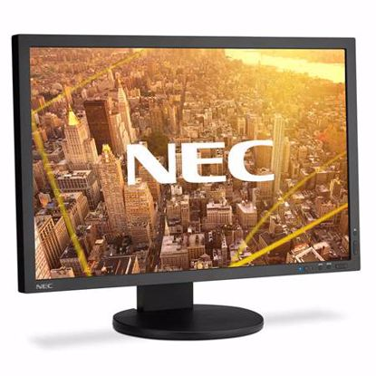 "Fotografija izdelka NEC MultiSync P243W 61,1cm (24"") WUXGA IPS WLED profesionalni LCD monitor"